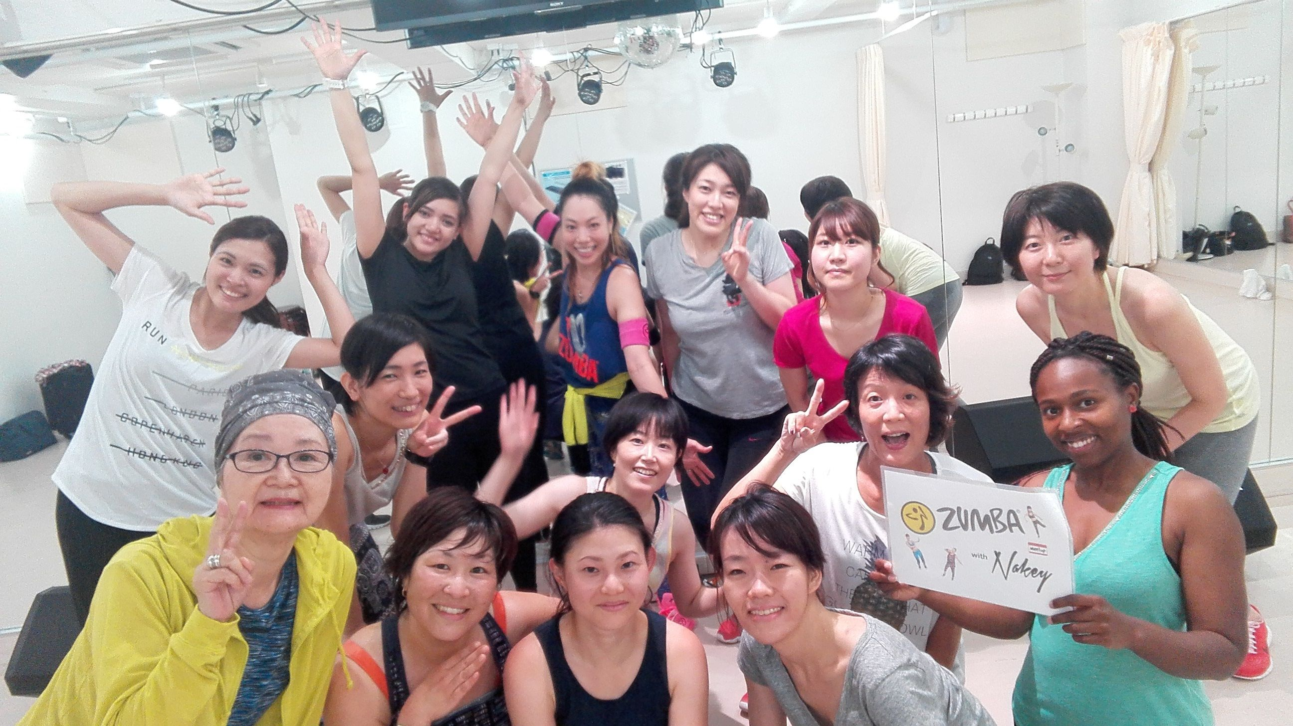 ZUMBA® with Nakey(Dance fitness party):サブ画像2