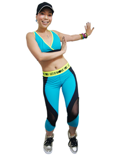 ZUMBA® with Nakey(Dance fitness party):サブ画像3